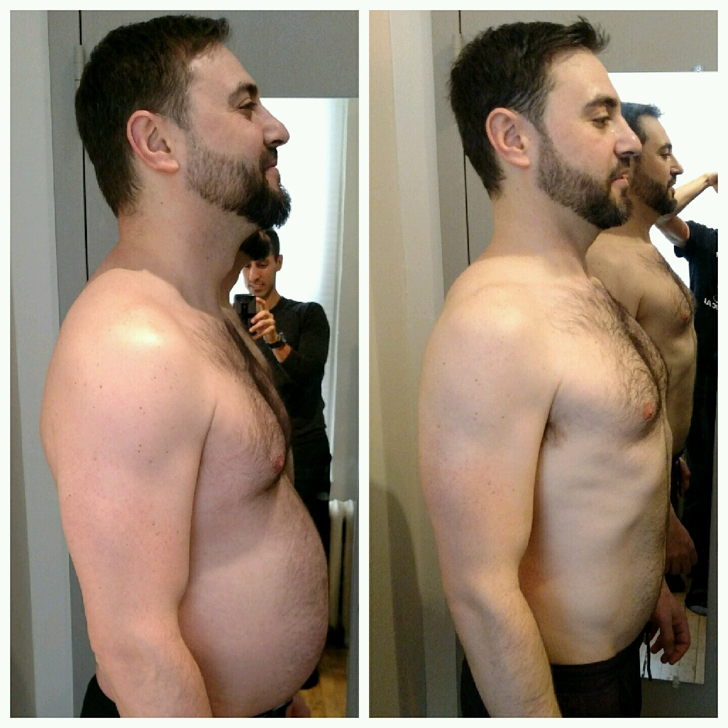 """David lost 27 lbs in 10 weeks on the """"Primal Shred"""" program, and has kept it off for over 2 years!"""