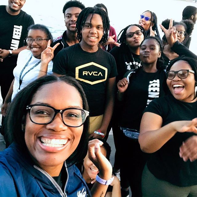 25 of your young people went on a 10–mile ride with @livecycledelight on bikes provided by @mogodetroit. We learned that youth will literally go the extra mile if we up our expectations and support them. 💪🚲 . We saw that even if someone fell down (at least three times) and we know it's embarrassing, they kept getting up—knowing the #TeenHYPE Family had their back. We watch with intent (ready if needed) and allowed them to identify their own boundaries and limits...now that's building resilience in action!!!