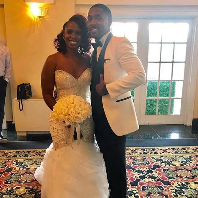 Congrats to our Teen HYPE Alumnus, Ahmed, who just got married this past August!!! 💞💍💐