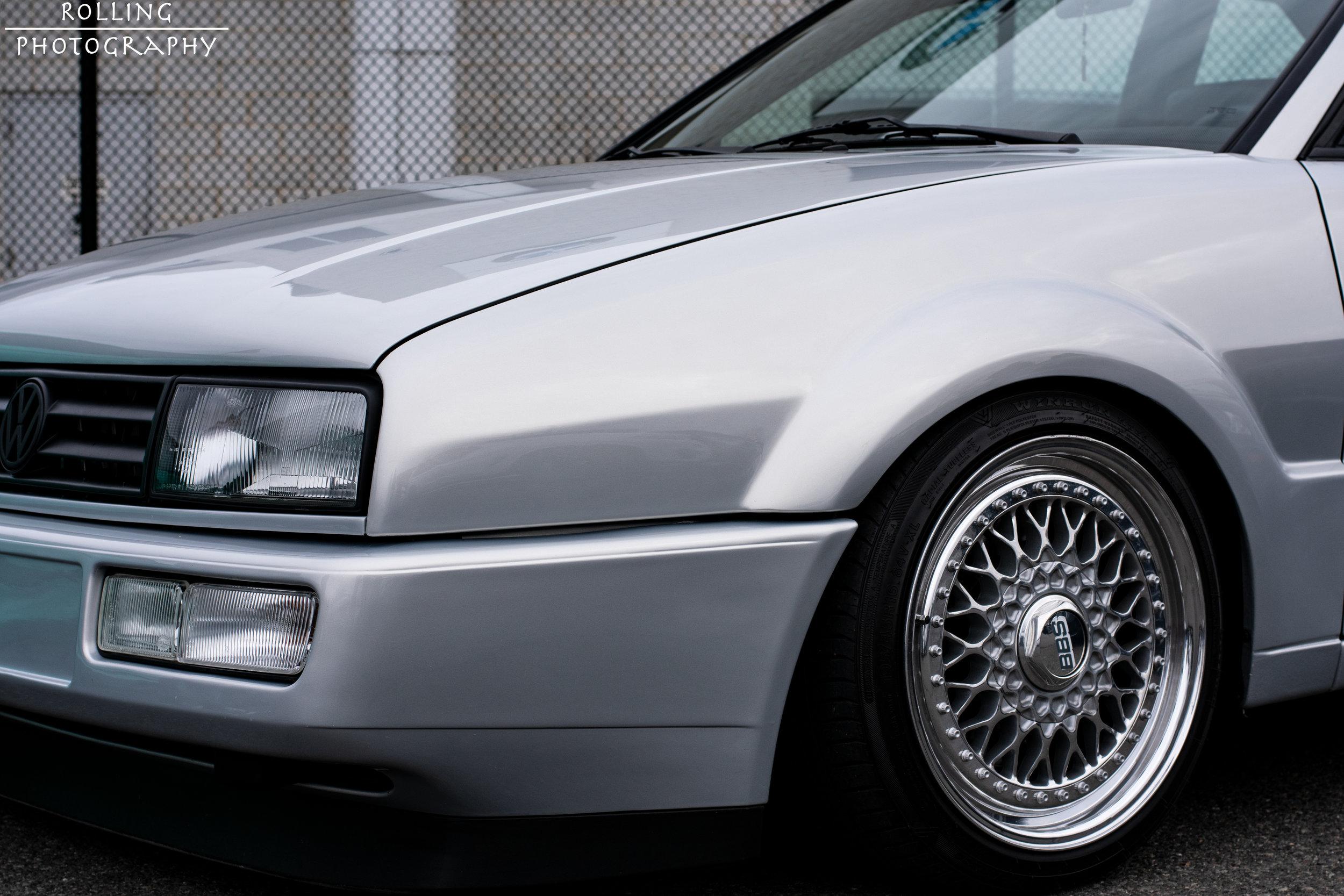 Volkswagen Corrado  @slccorrado   ISO 200, 50mm, f / 8.0 Shutter Speed 1/320