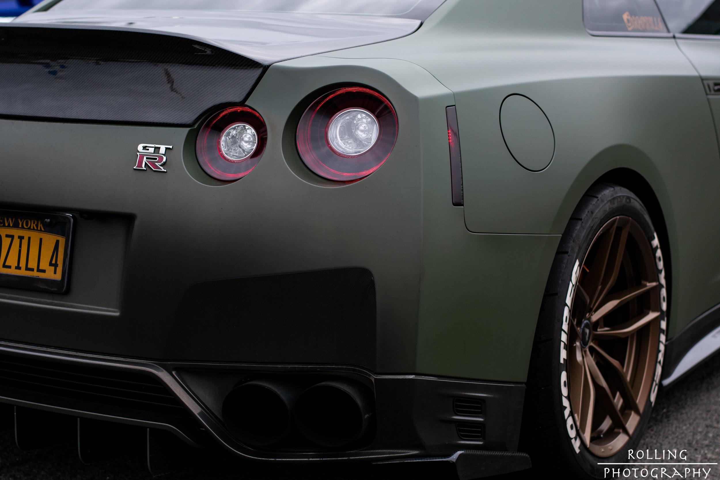 2016 Nissan GTR (R35)  @gqdzill4   ISO 200, 50mm, f / 3.5 Shutter Speed 1/1000