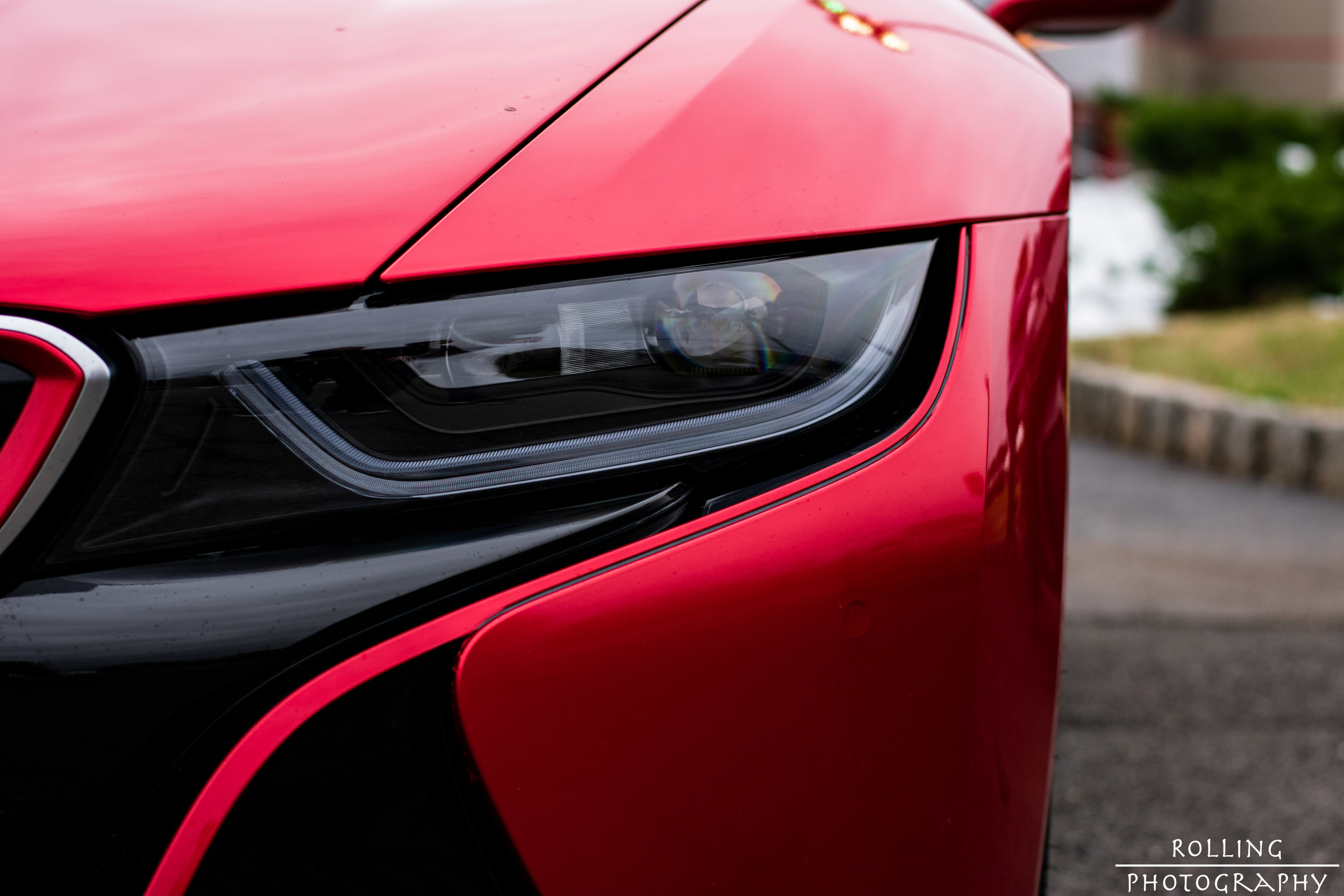 BMW i8  @imrbmw   ISO 200, 50mm, f / 3.5 Shutter Speed 1/1000