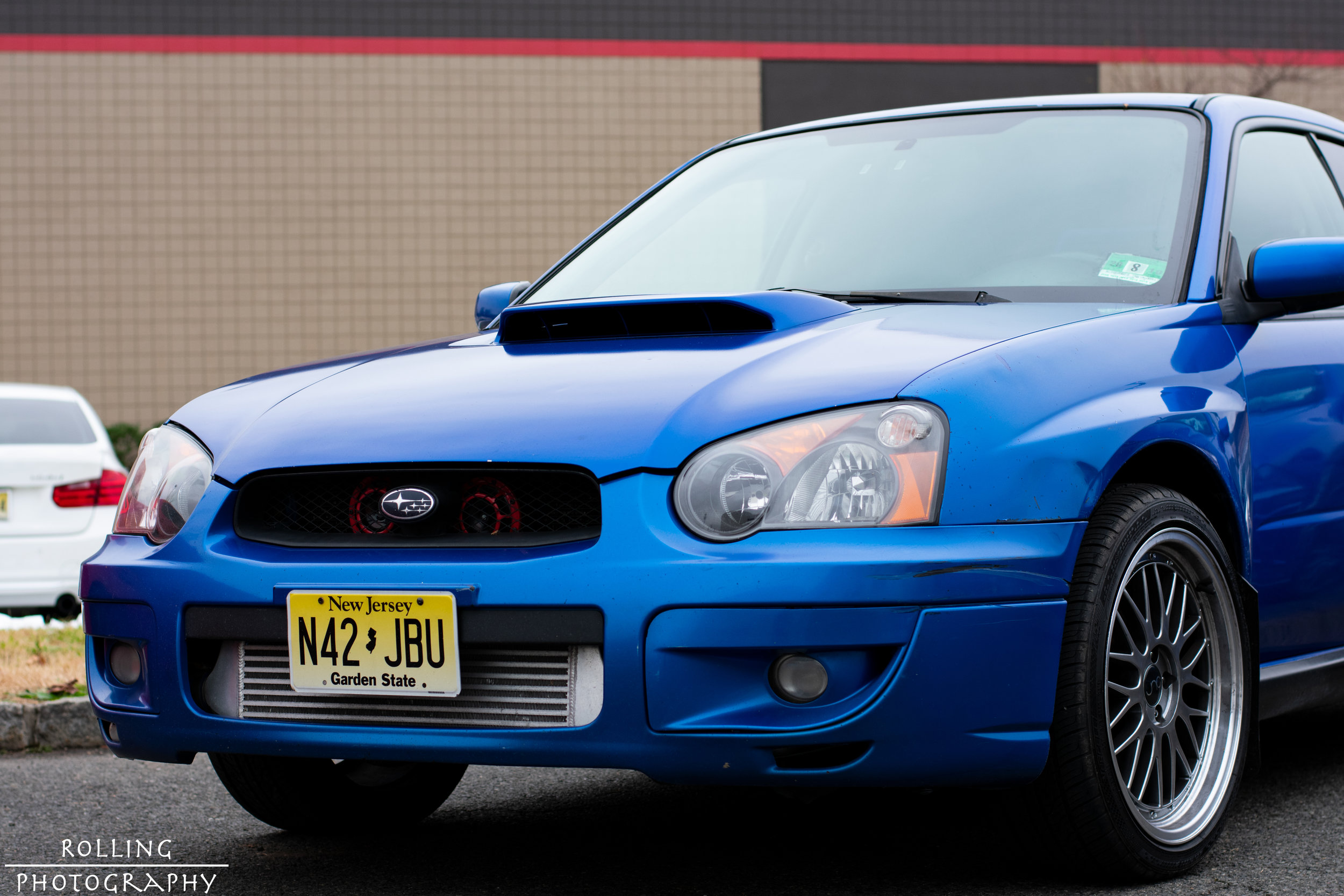 Subaru Impreza WRX STI  @blacksmok31   ISO 200, 50mm, f / 4.5 Shutter Speed 1/400