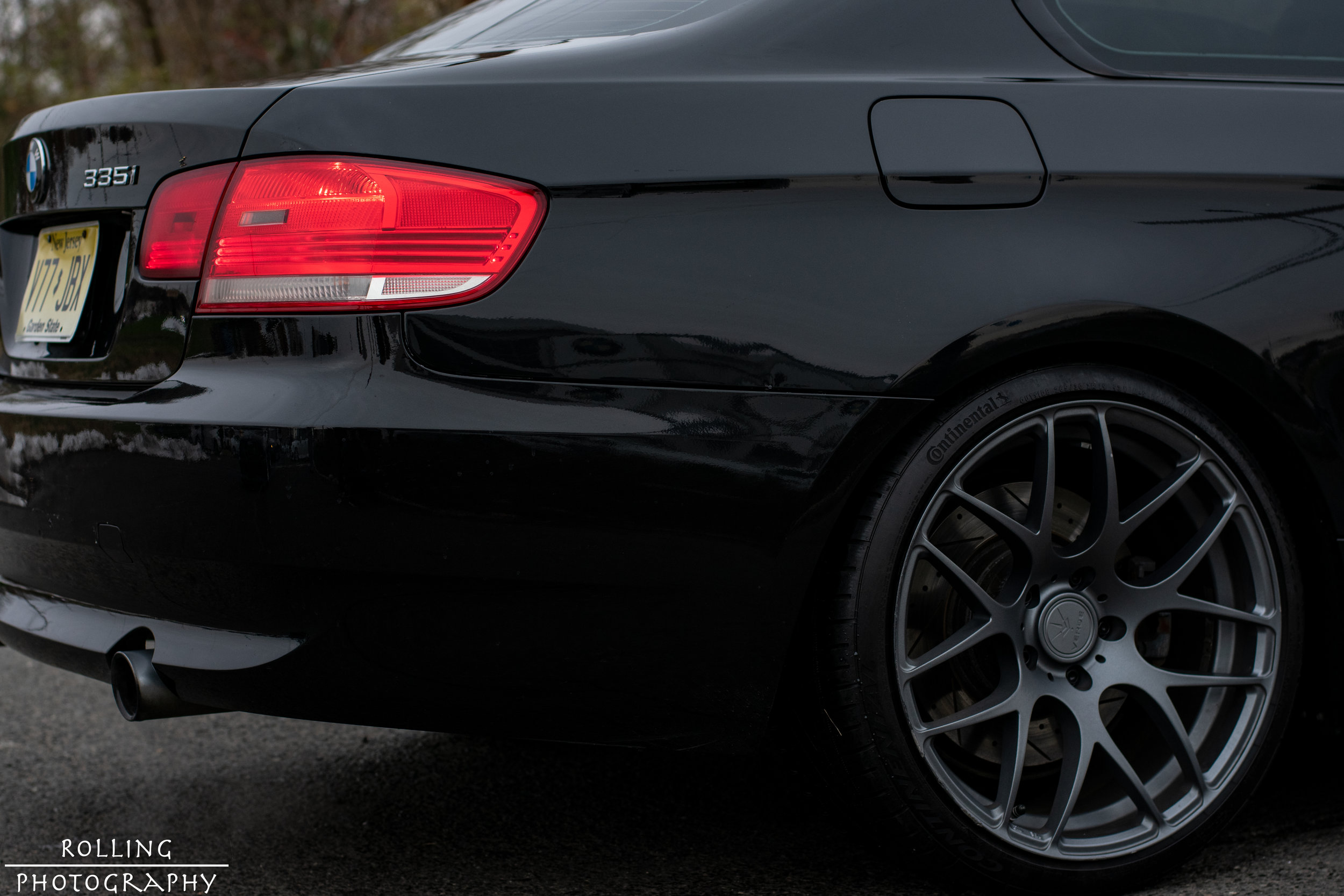 BMW 335i (E92)  ISO 200, 50mm, f / 4.5 Shutter Speed 1/640