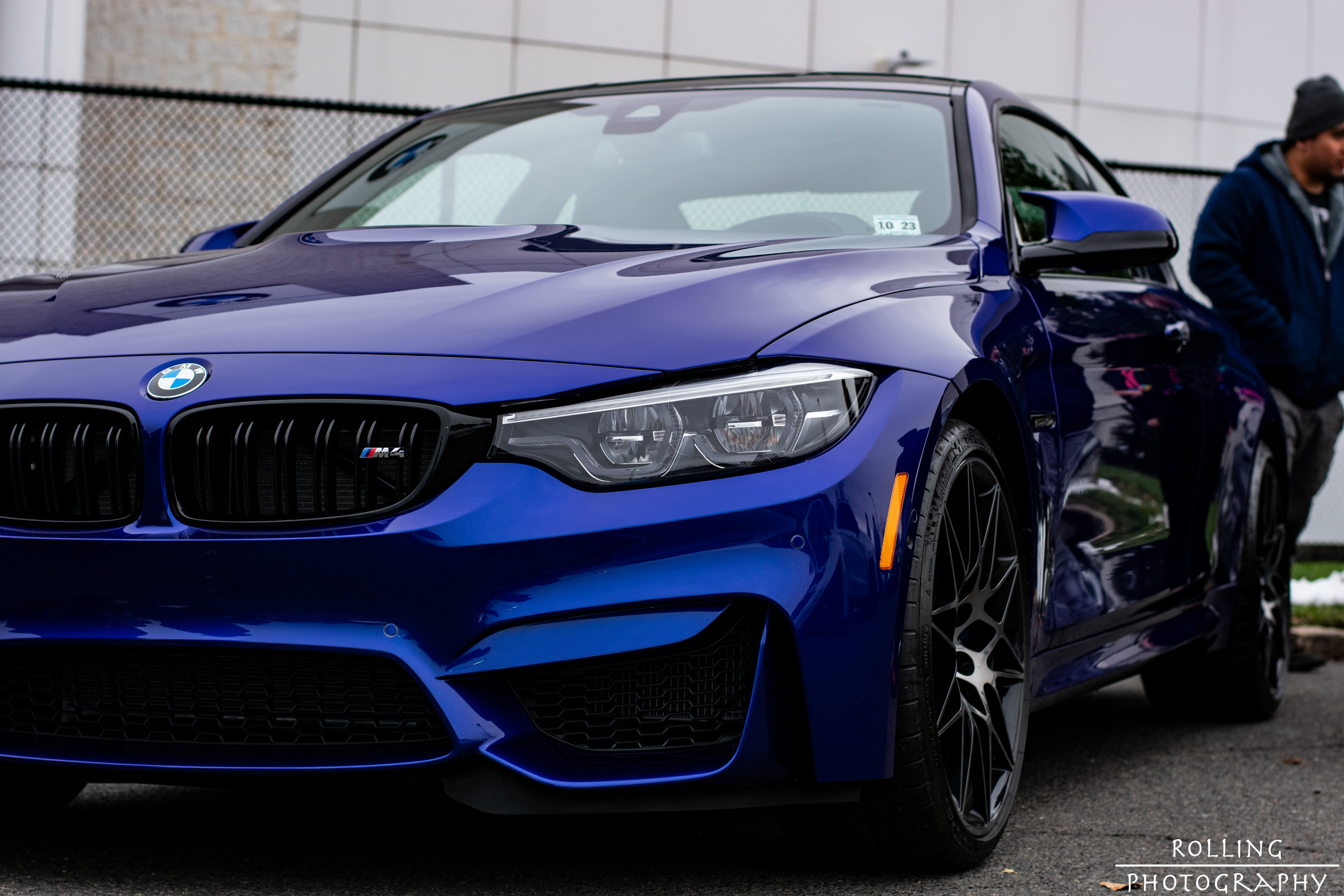 BMW M4 Competition Package (F82)  ISO 200, 50mm, f / 4.5 Shutter Speed 1/500