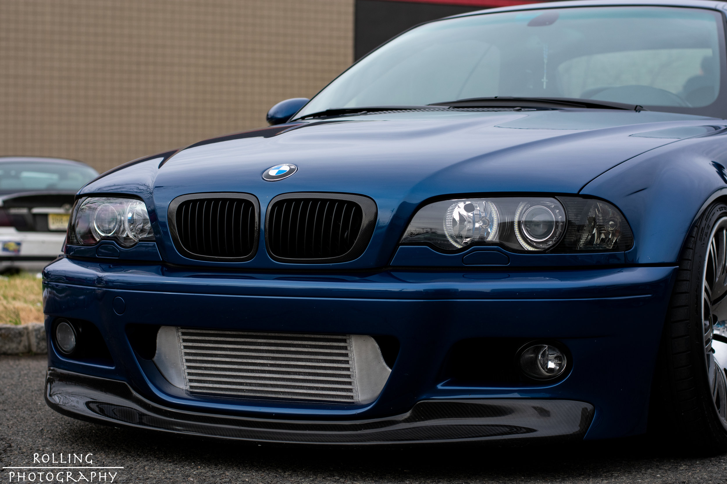 BMW M3 (E46) (Blue)  ISO 200, 50mm, f / 4.5 Shutter Speed 1/640