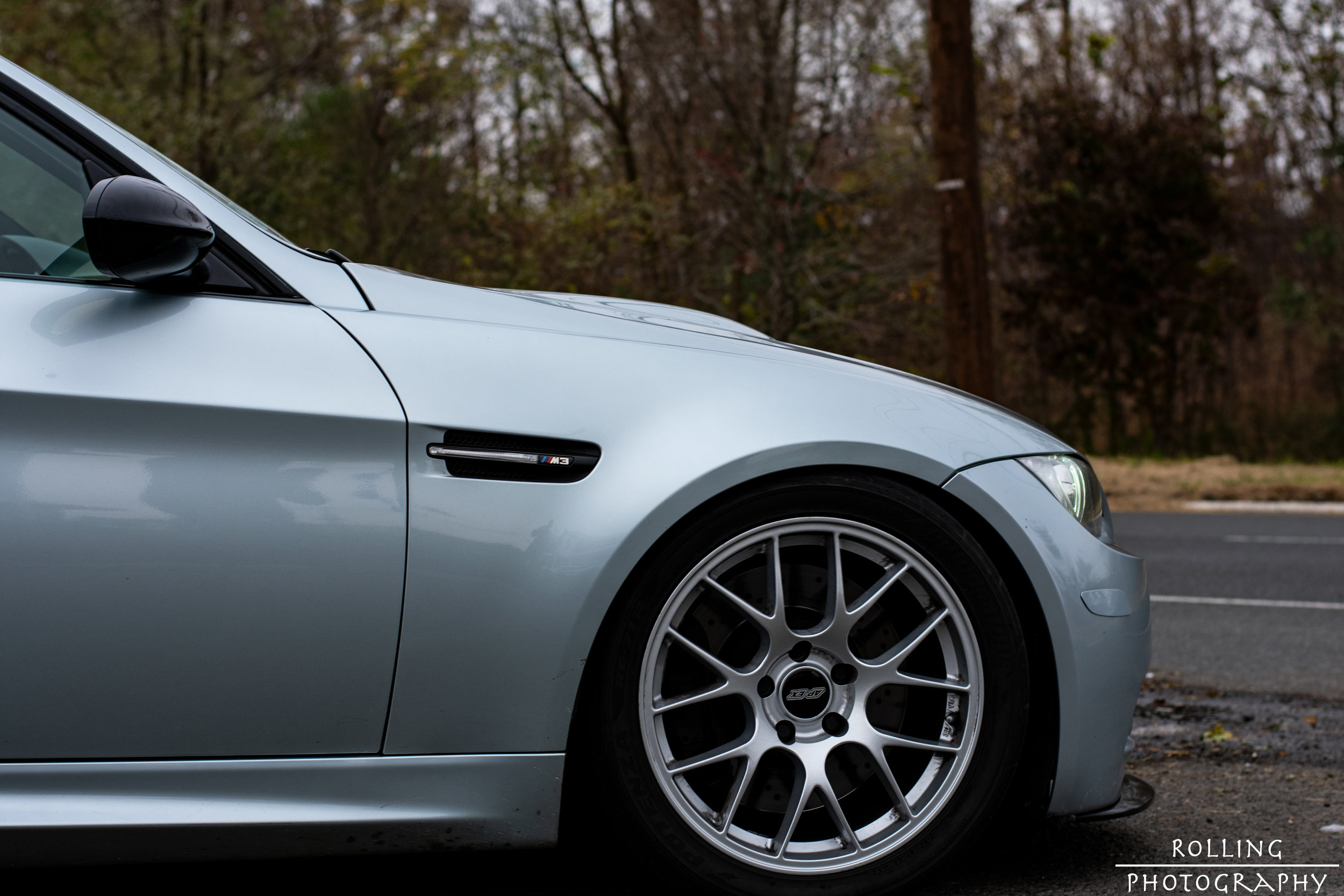 BMW M3 Sedan (E90) (Motivat3)  ISO 200, 50mm, f / 4.5 Shutter Speed 1/640