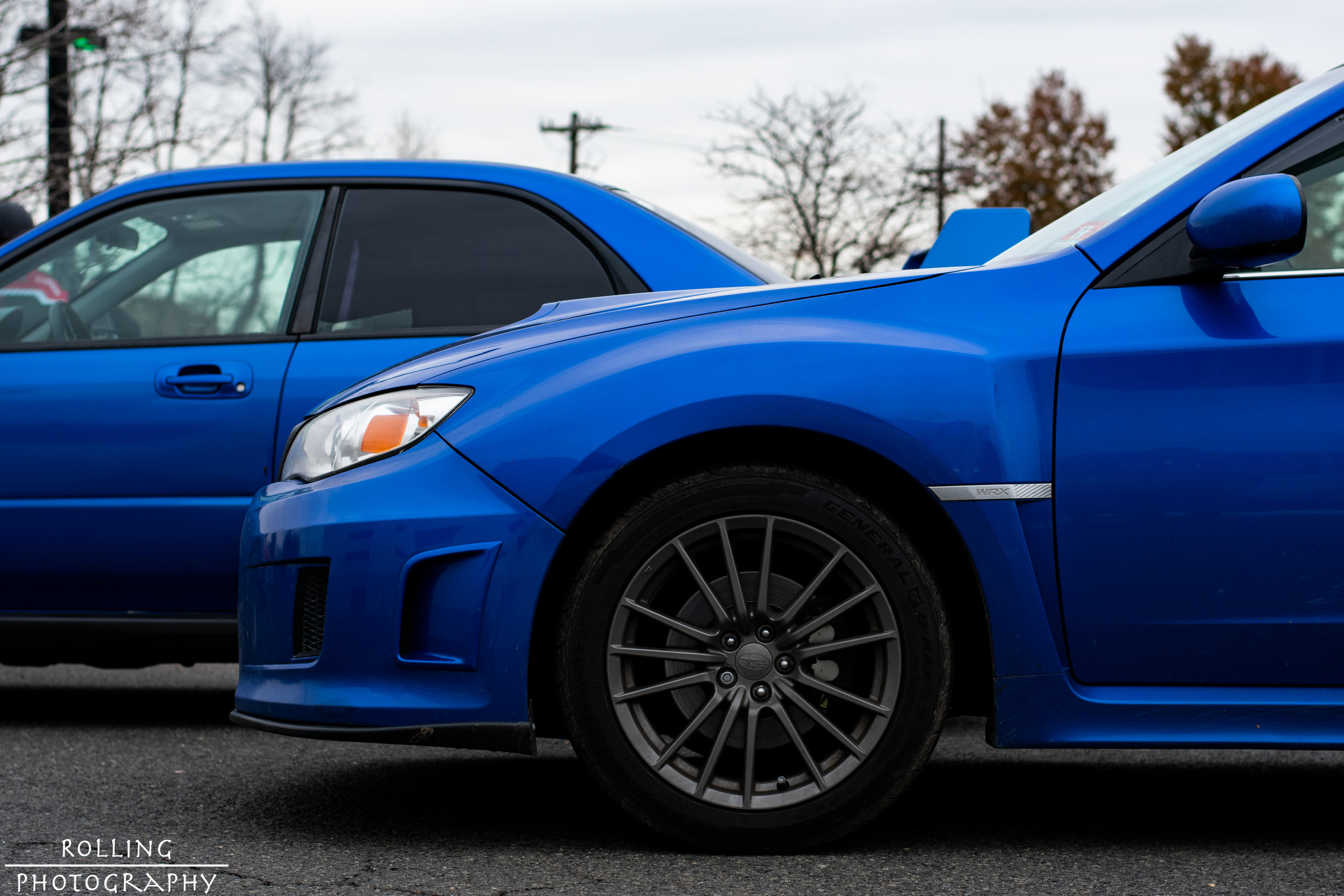 Subaru Impreza WRX  @trizzlebeanlatte   ISO 200, 50mm, f / 4.5 ShutterSpeed 1/500