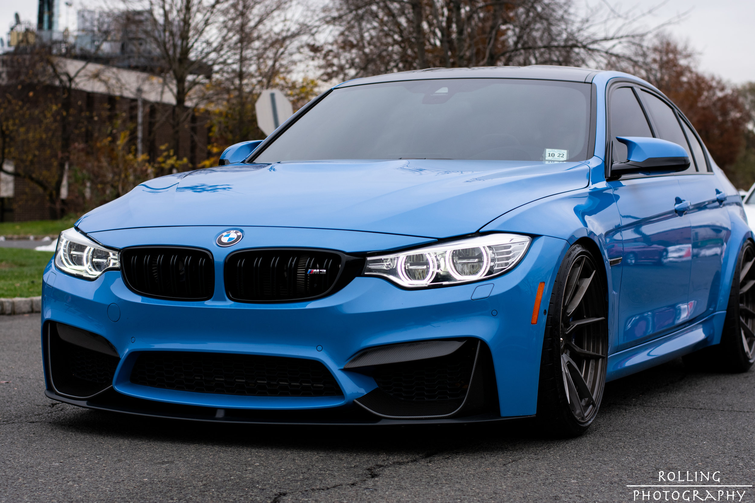 Yas Marina Blue M3 F80 Leaving.jpg