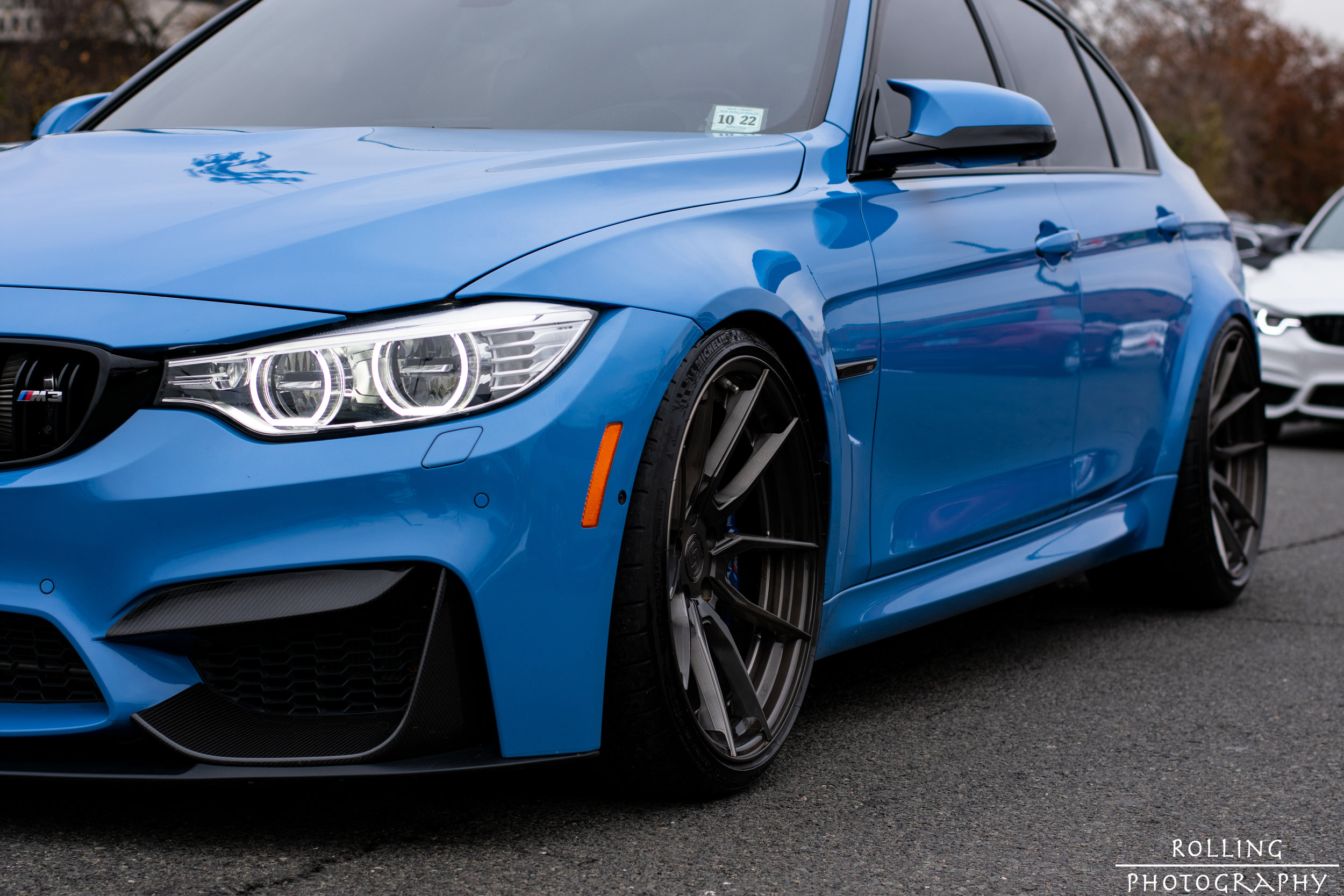 Yas Marina Blue M3 F80 Left Angle Leaving.jpg