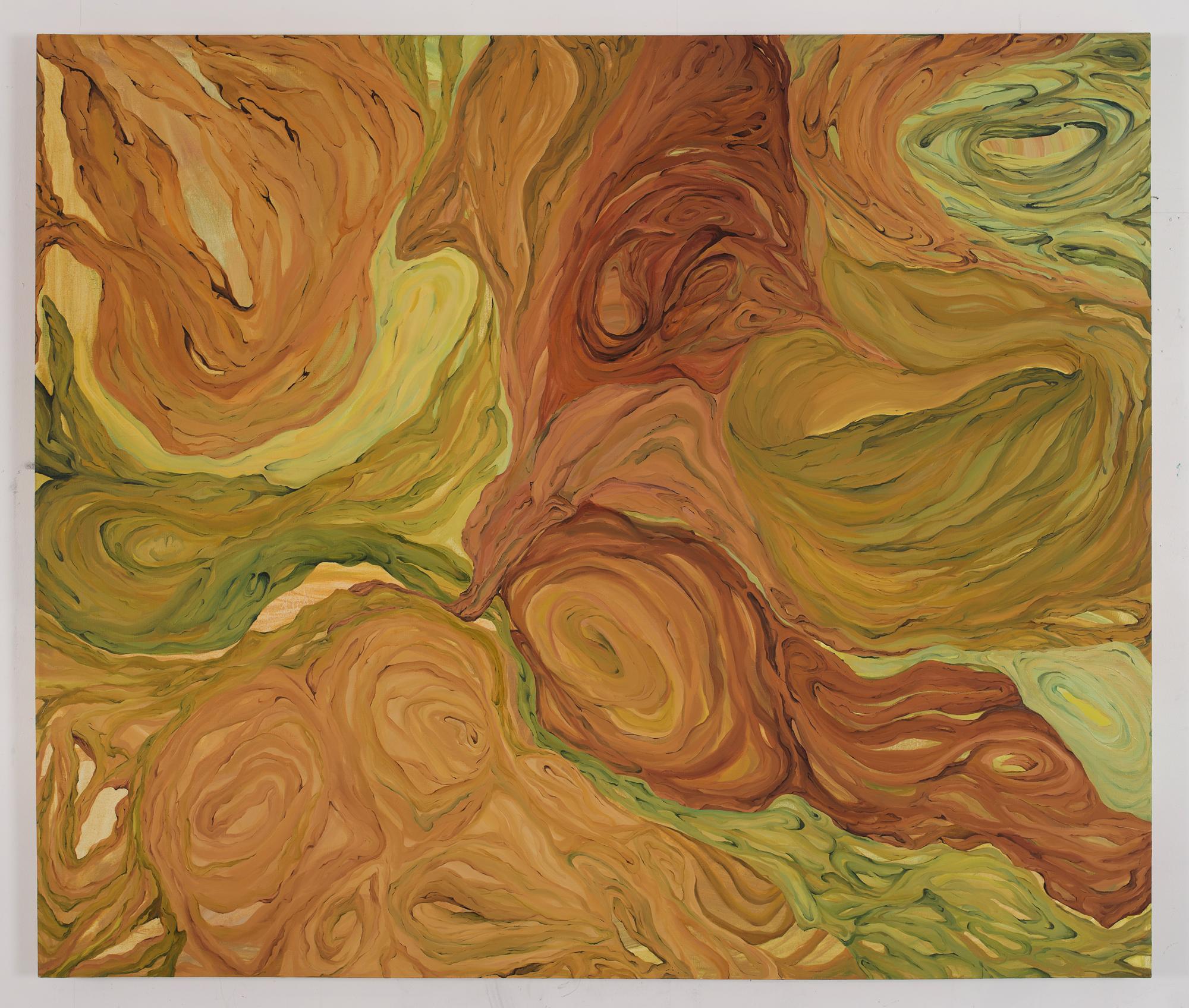 oil on canvas, 220x180cm. 2015
