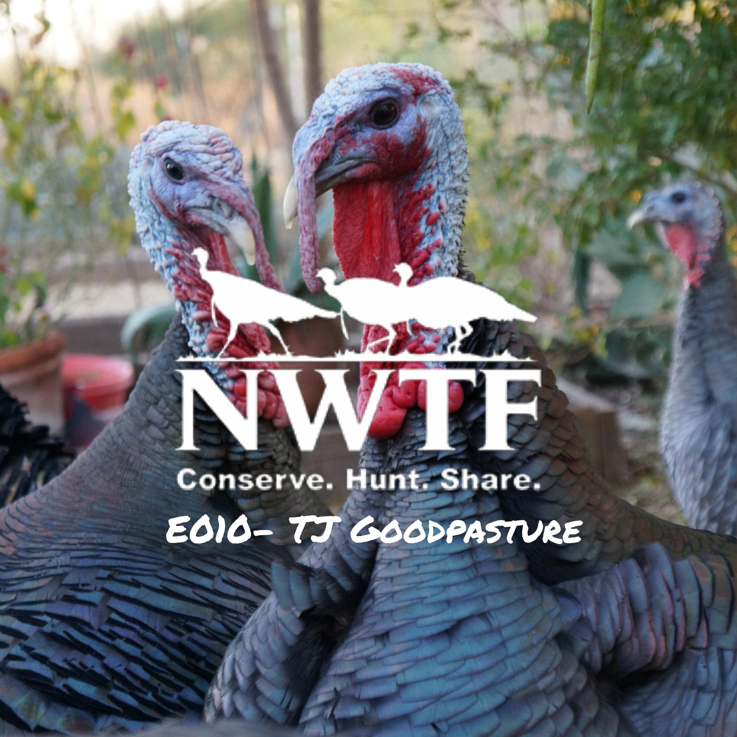 Turkey with TJ Goodpasture -