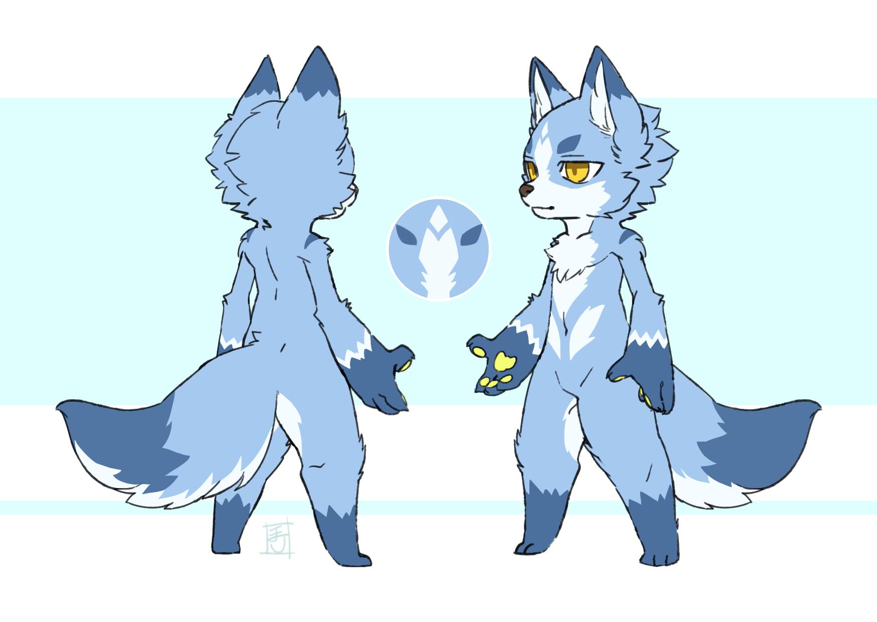 亞特 (狼) - 負責維持秩序的維安狼