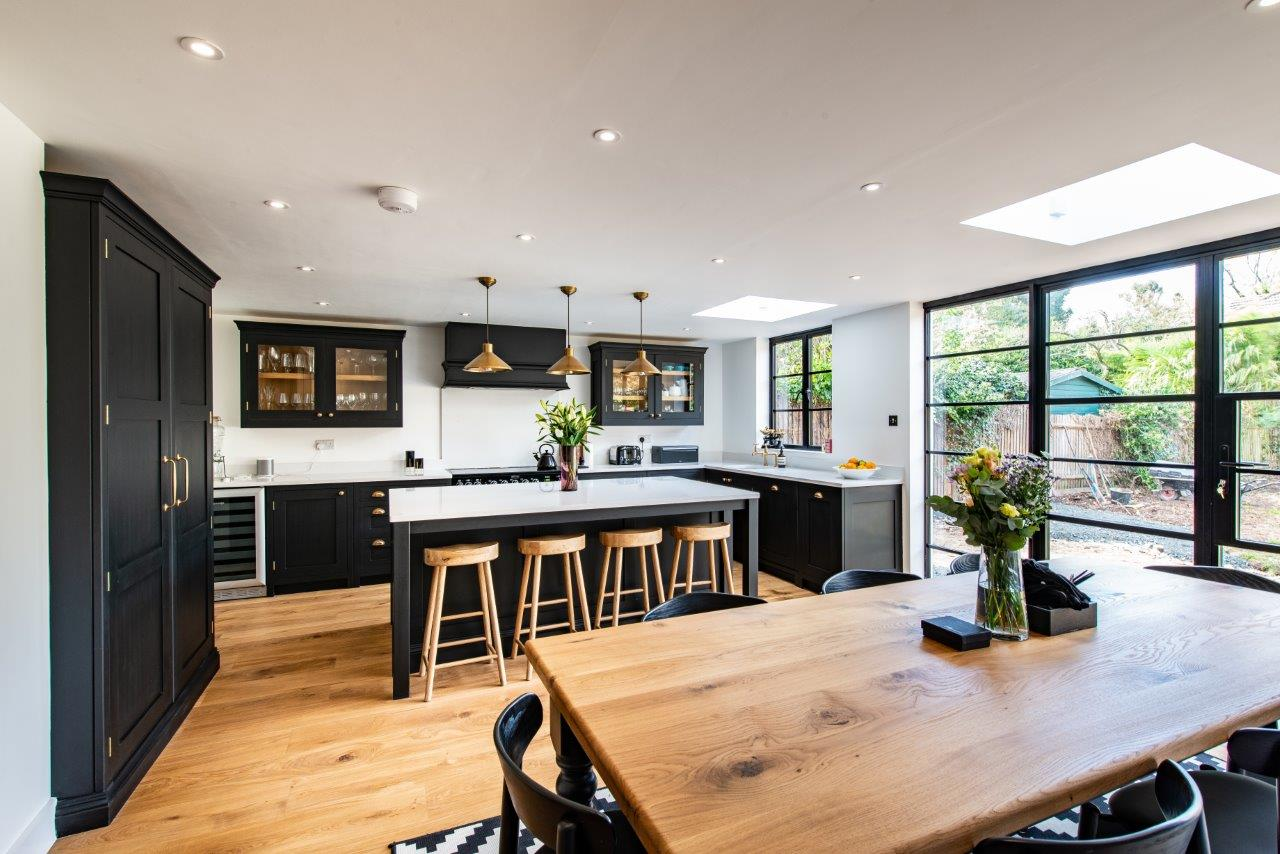 London Bespoke Kitchen Extension