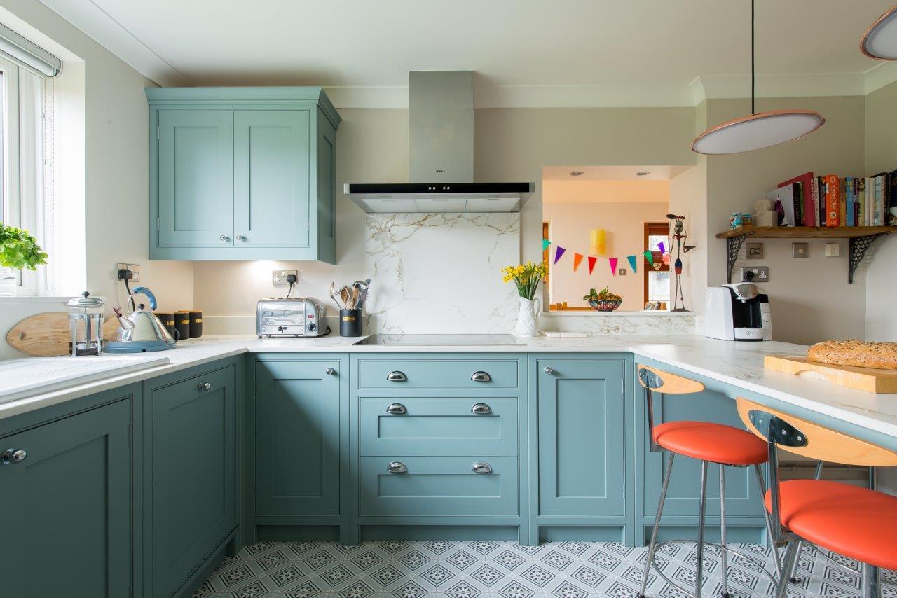 Bespoke Kitchen in Kent