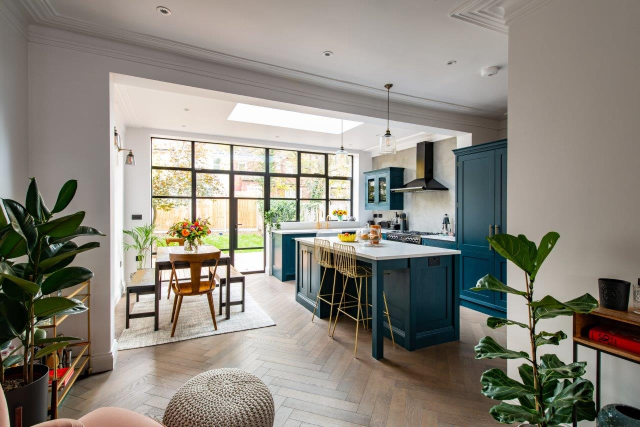 Lily Pebbles Kitchen in London