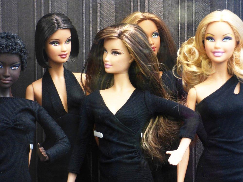 Body Image, Barbie & Me