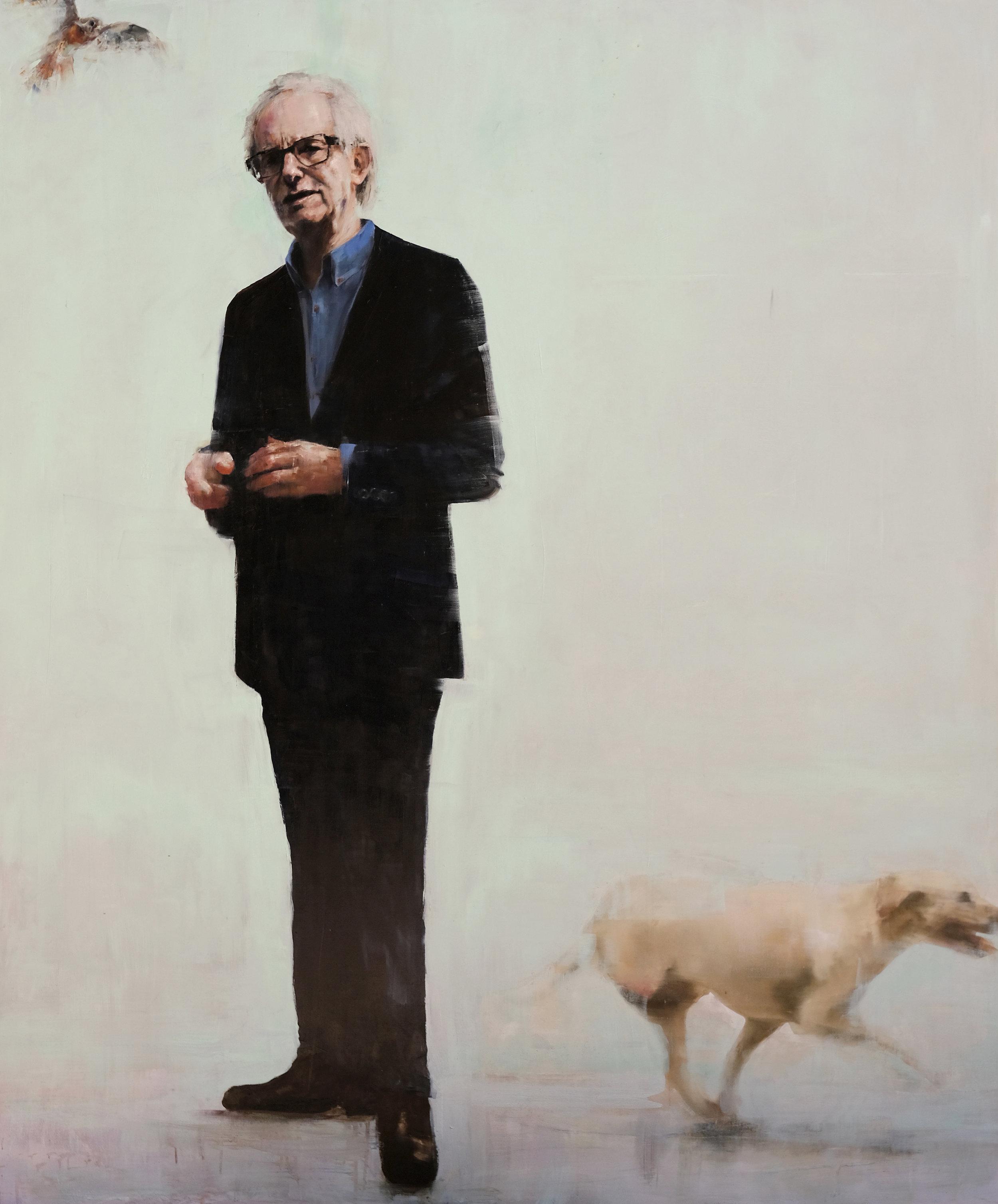 Commission a portrait by Richard Twose