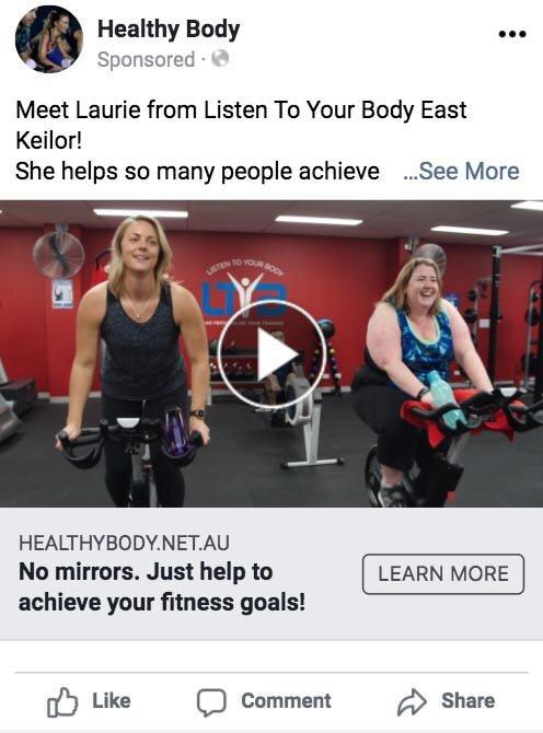 facebook advertising melbourne 7