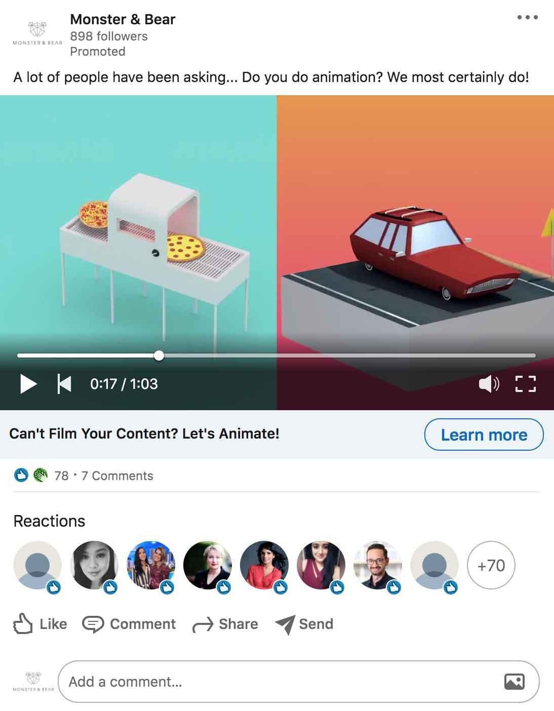 LinkedIn Advertising Melbourne