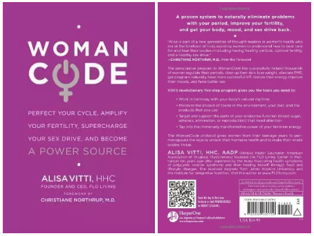 Woman Code, by Alisa Vitti