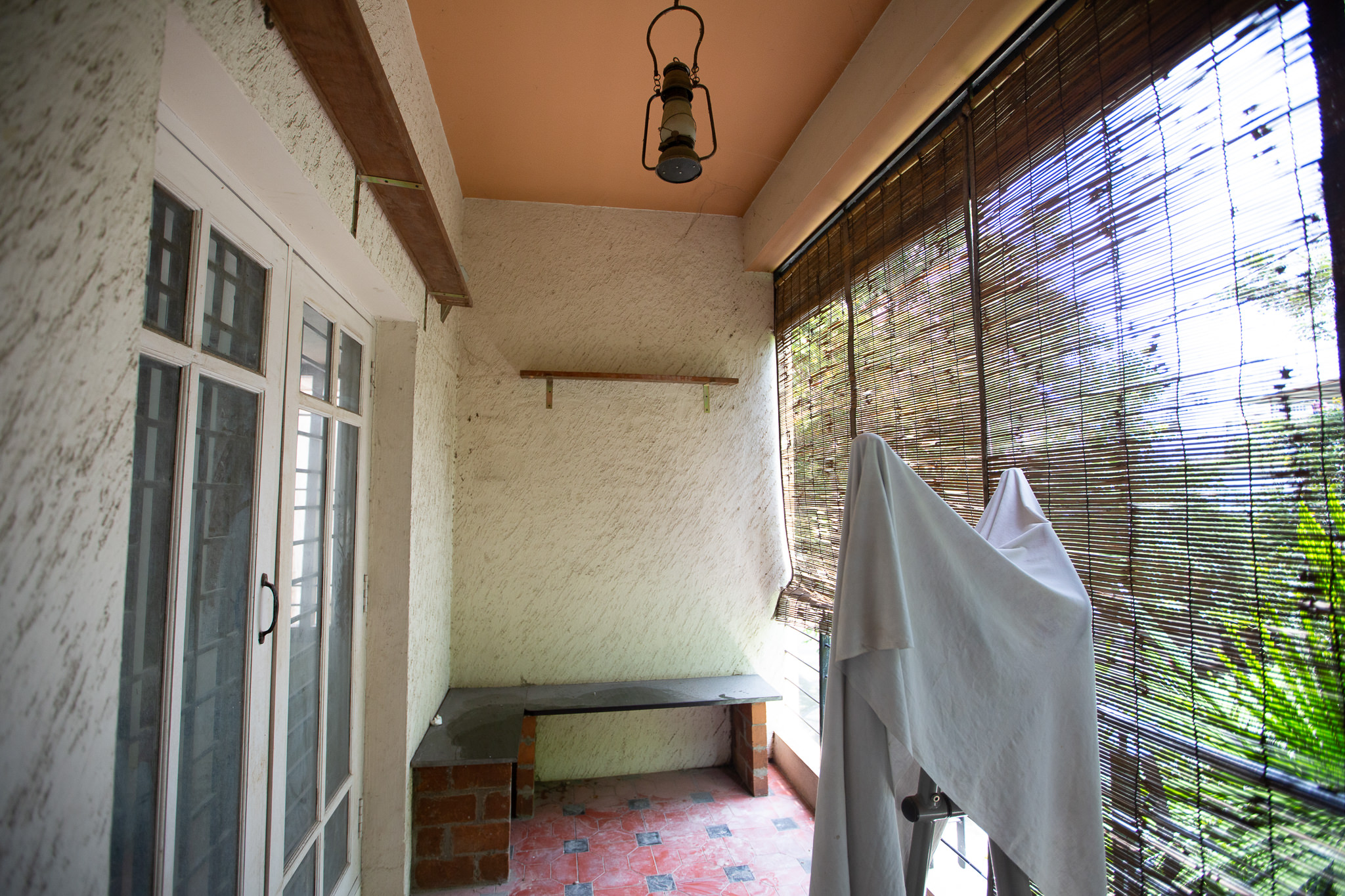 Balcony (Before)