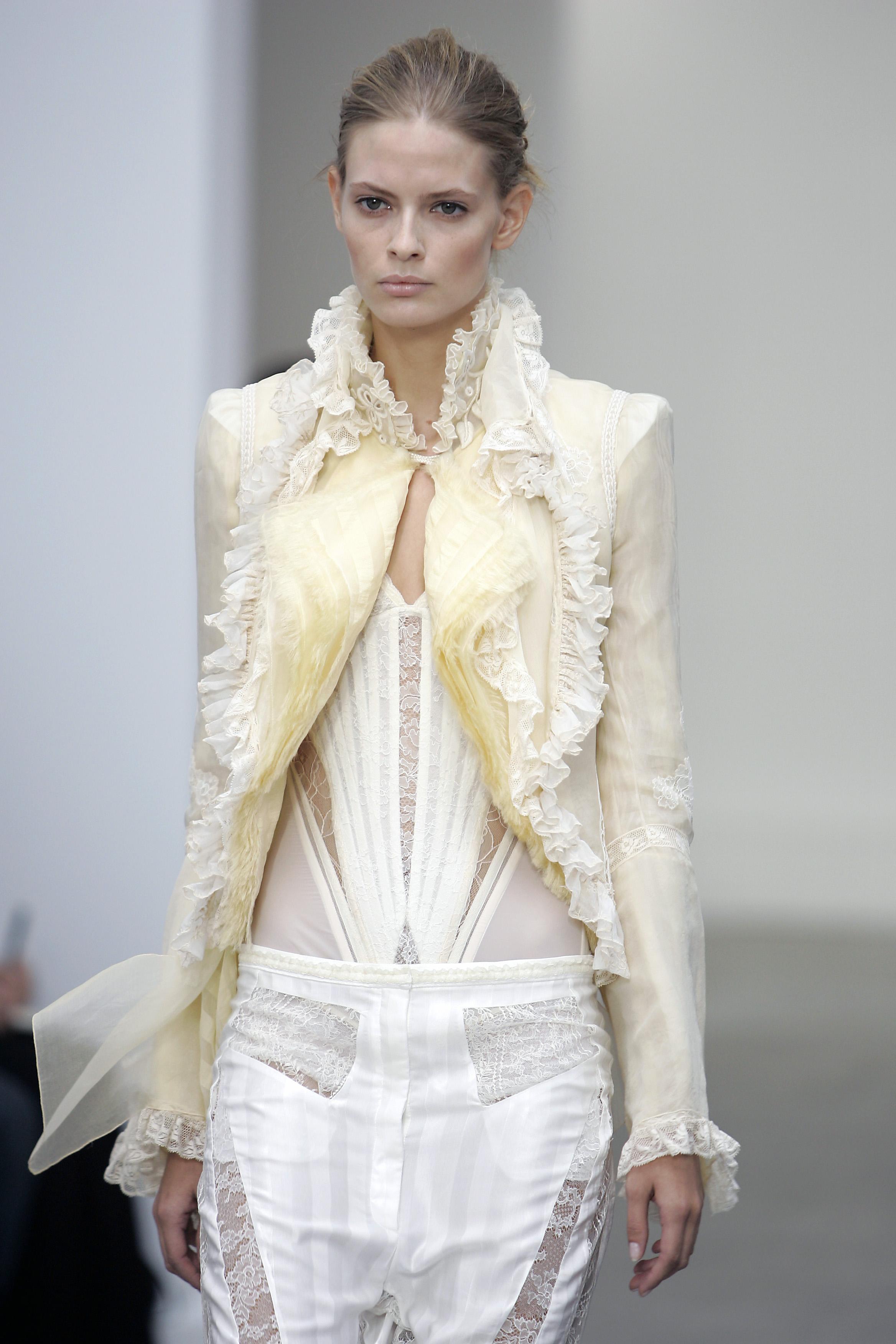 Ruffle Jacket, S/S 2006.