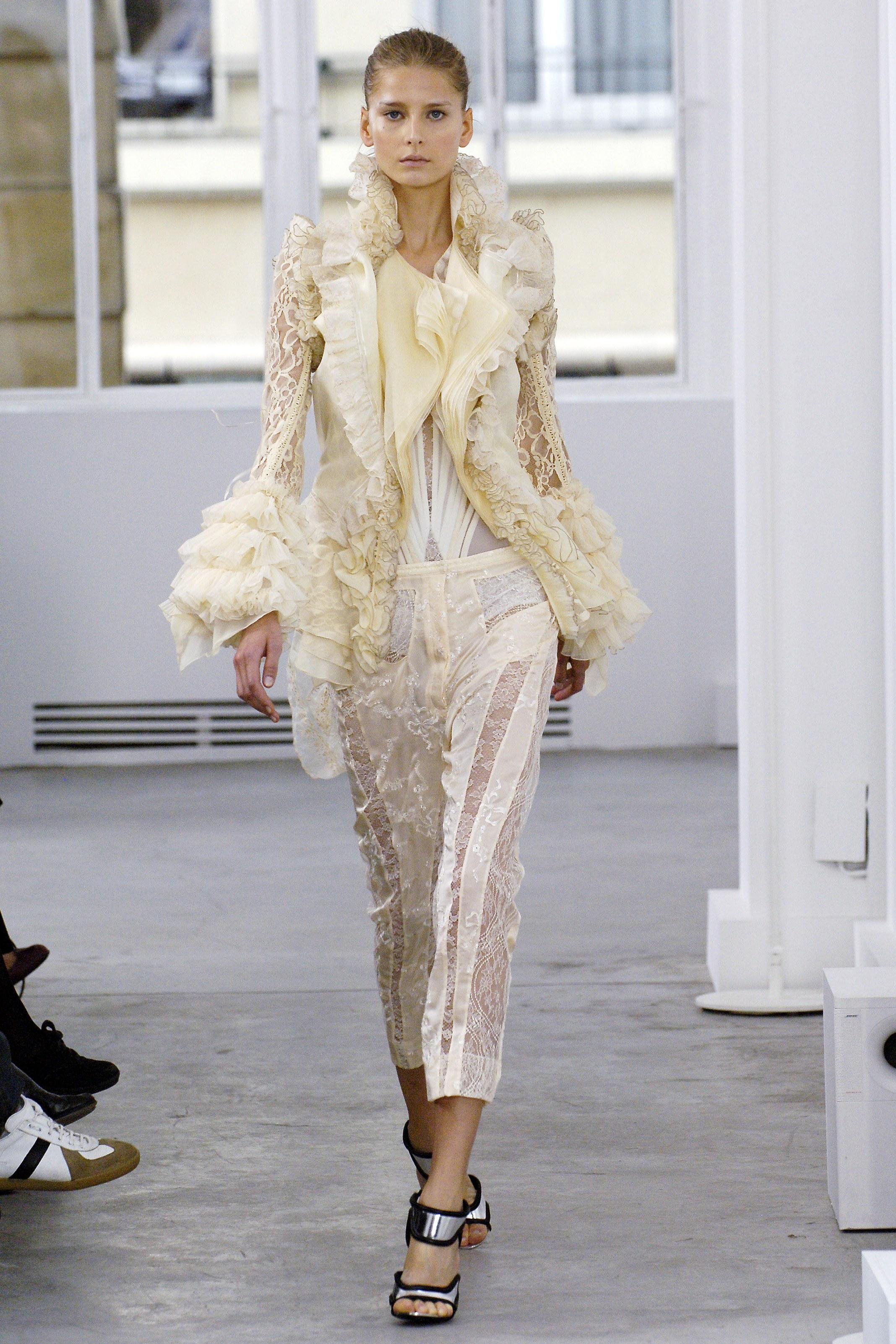 Silk Vest, S/S 2006.
