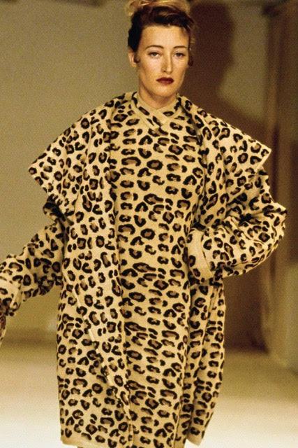 Azzedine Alaïa Coat, 1991. #021