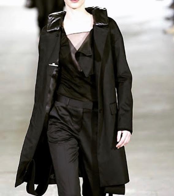 Helmut Lang Coat, 2000. #045