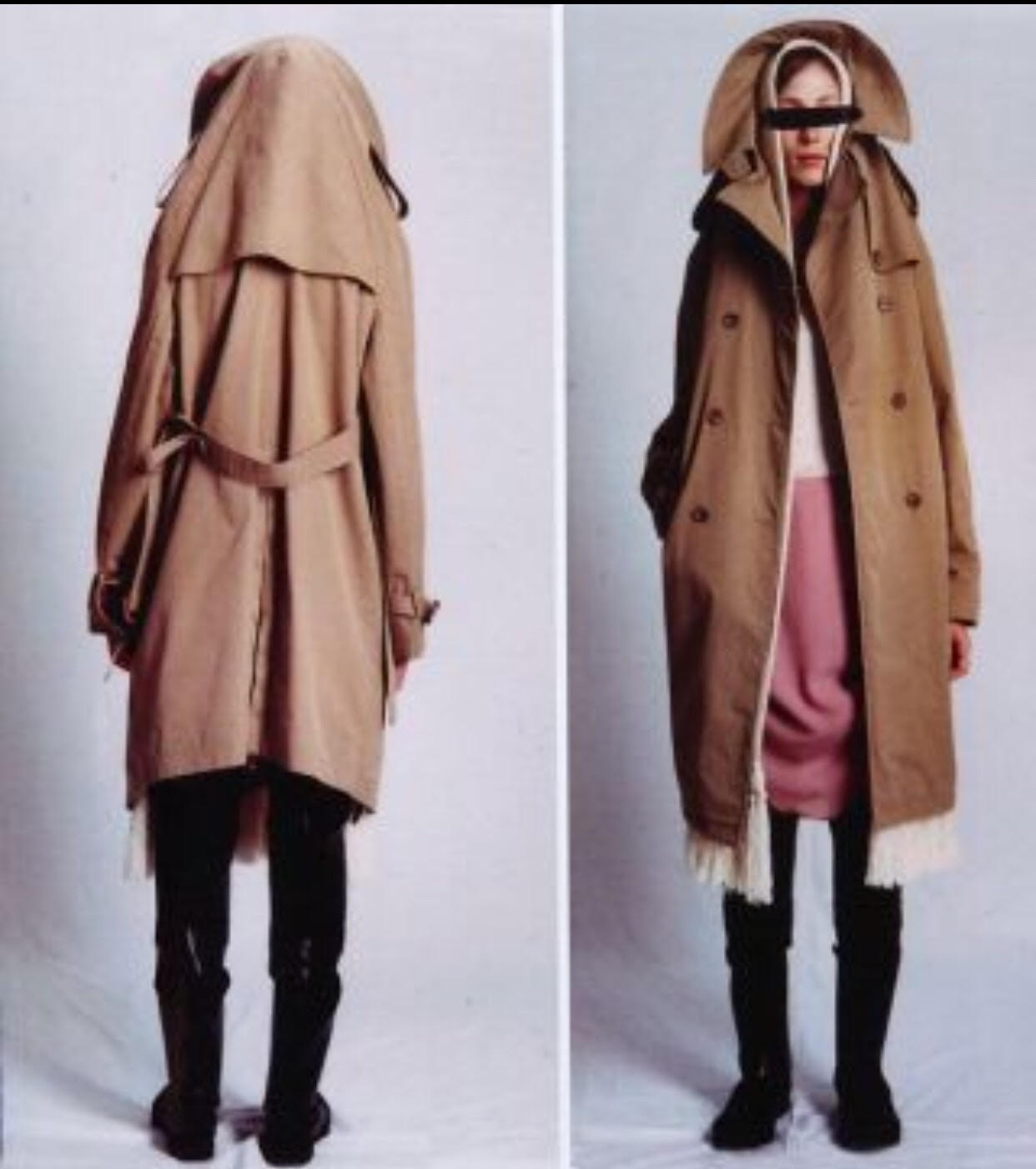 Martin Margiela Coat, 2005. #048