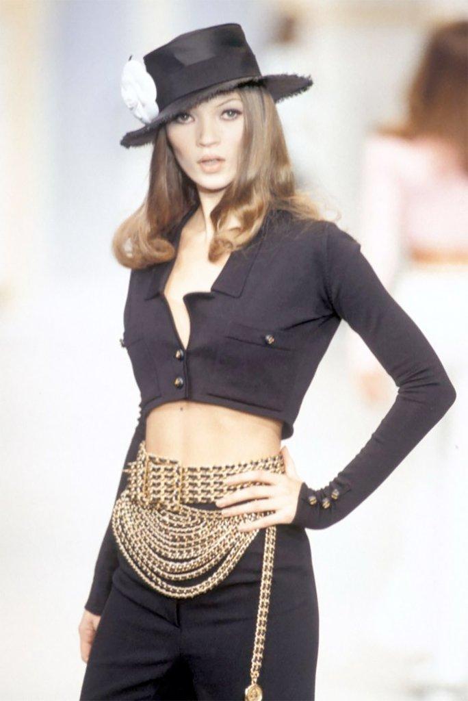 Chanel Belt, 1993. #063