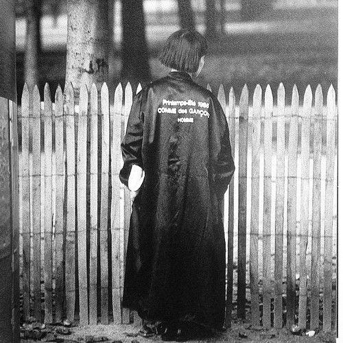 Comme des Garçons Coat, 1986. #069
