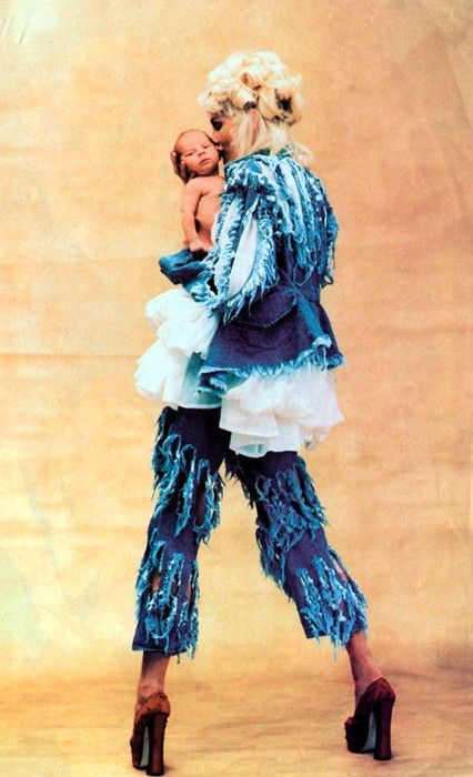 Vivienne Westwood Trousers, 1991. #076