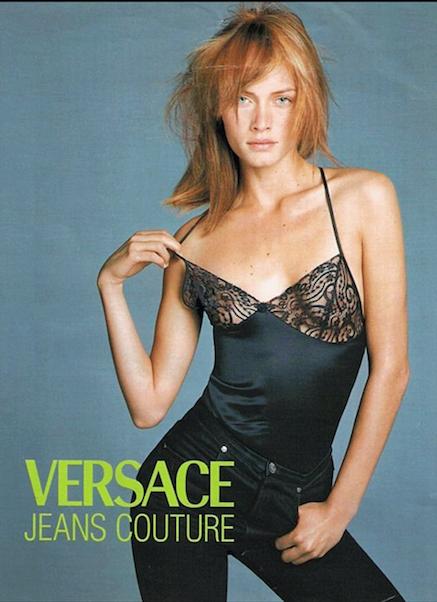 Versace Top, 1996. #081