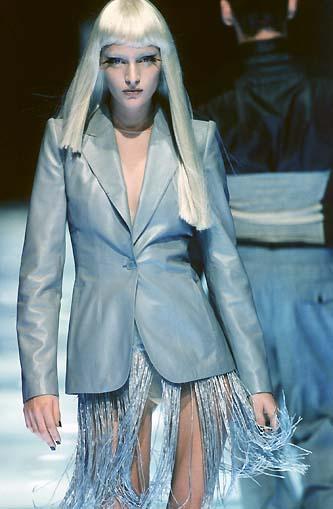 Alexander McQueen Jacket, 1998. #214