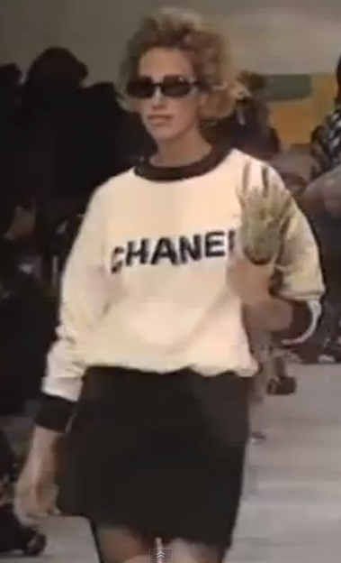 Chanel Top, 1992. #232