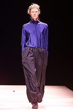 Yohji Yamamoto Full Look, 2001. #256