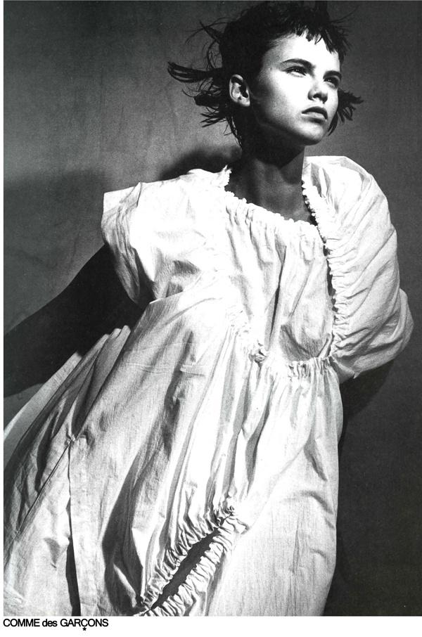 Comme Des Garçons Dress, 1984. #261