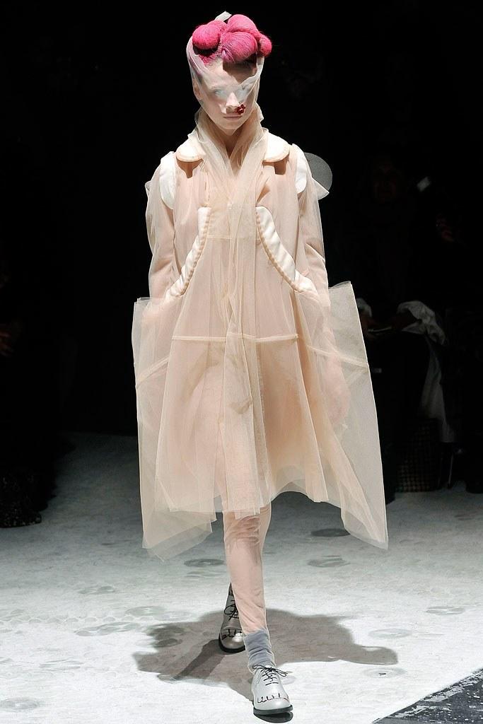 Comme Des Garçons Coat & Short, 2009. #269