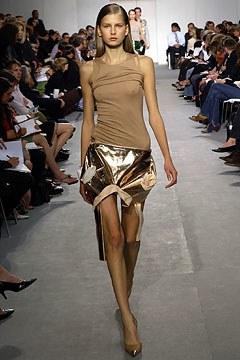 Helmut Lang Skirt, 2004. #283