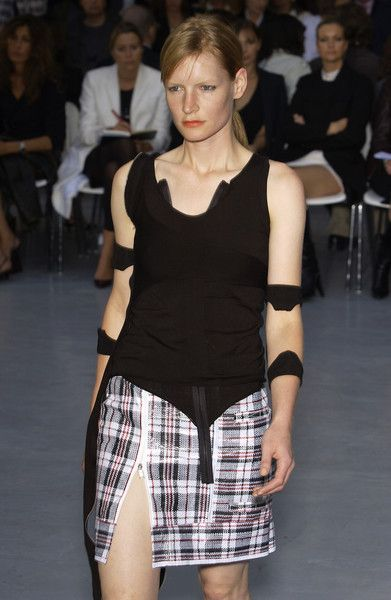 Helmut Lang Skirt, 2003. #298