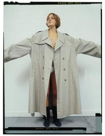 Martin Margiela Coat, 2000. #311