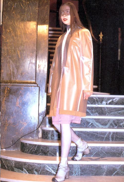 Martin Margiela Coat, 1996. #312