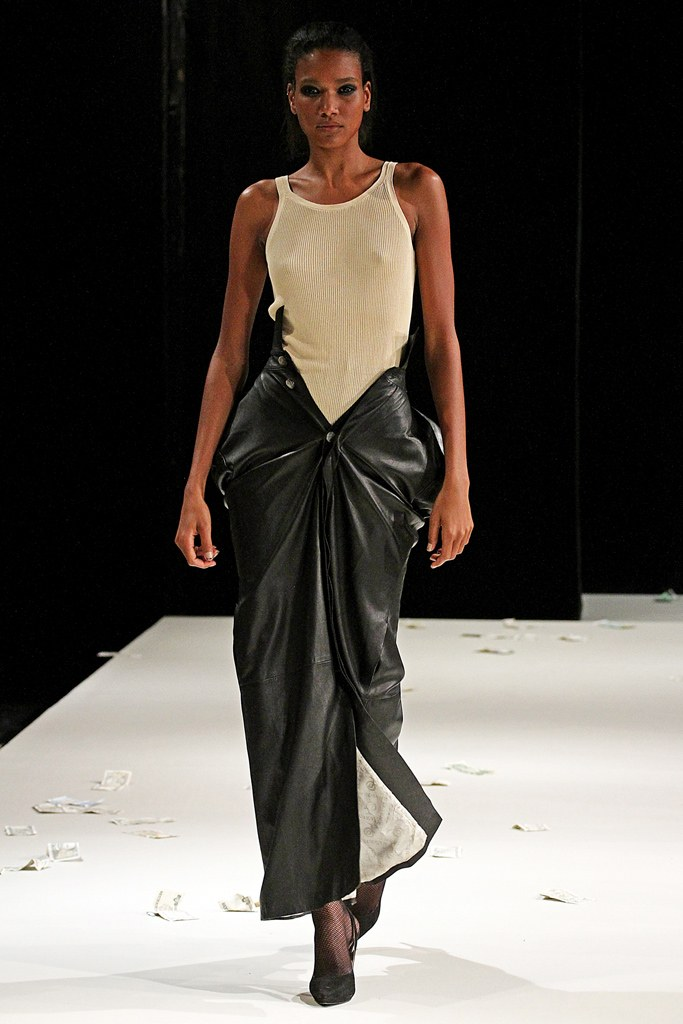 Miguel Adrover Skirt, 2012. #333