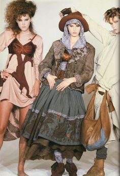 Vivienne Westwood Full Look, 1982. #361