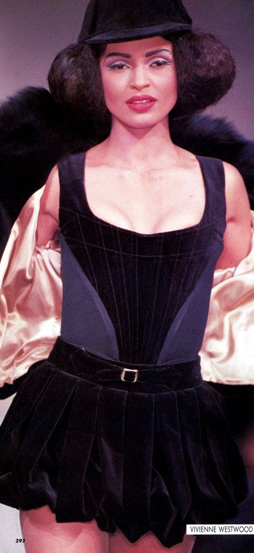 Vivienne Westwood Top, 1991. #365