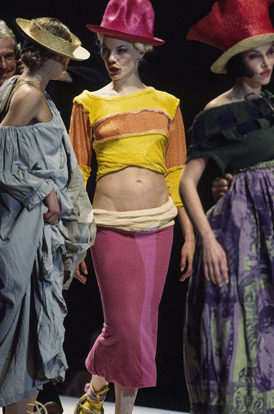 Vivienne Westwood Top, 1983. #364
