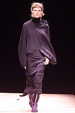 Yohji Yamamoto Full Look, 2001. #257
