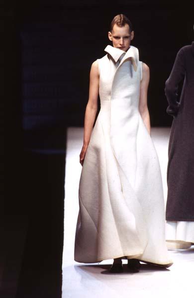 Yohji Yamamoto Dress, 1996. #383